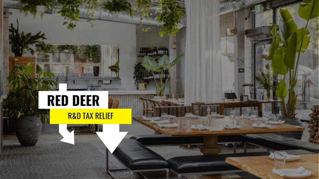 Case Study, red deer, R&D tax relief, randd development
