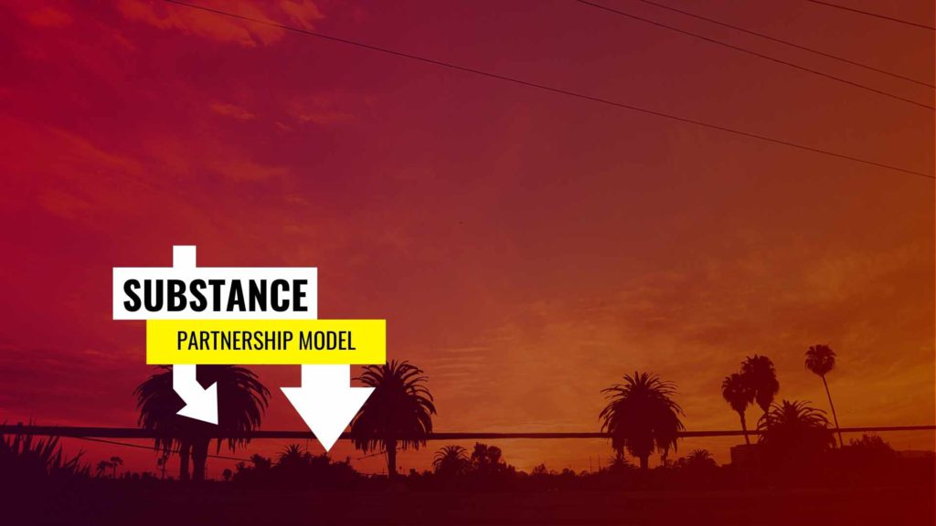 Substance, optimal compliance, partnership model