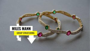 Case Study, jewelry, miles mann, group structuring, optimal compliance